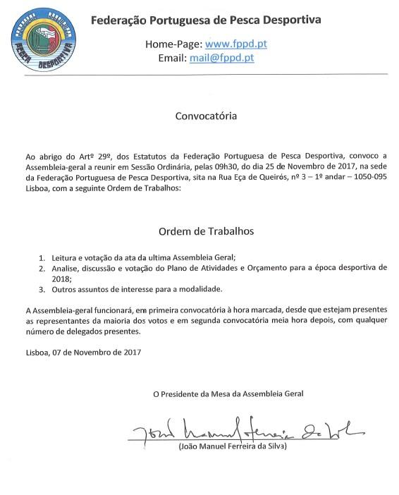 Convocatória 25 Nov_2017