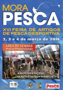 Cartaz Mora 2018