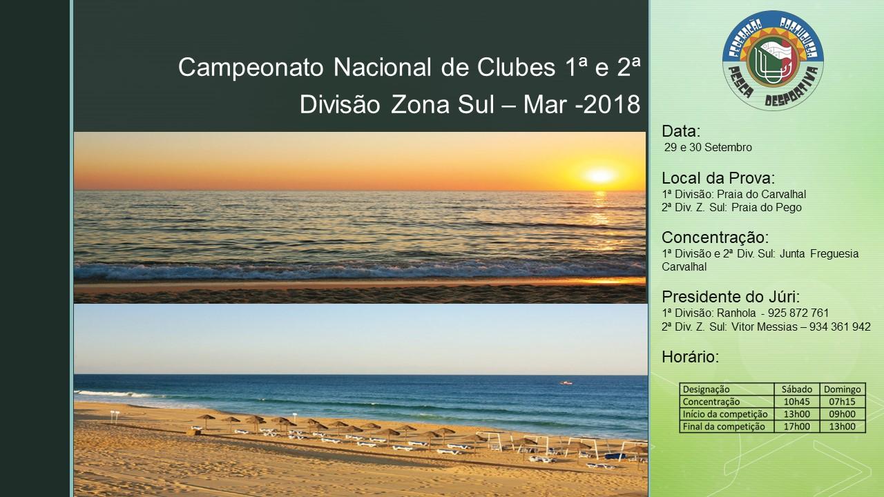 29_30_Clubes 1ª_2ª Sul_mar